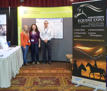 Alberta Horse Breeders and Owners Conference.